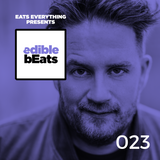 EB023 - edible bEats - Eats Everything live from PURE CARL COX @ Privilege, Ibiza