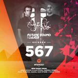 Future Sound of Egypt 567 with Aly & Fila