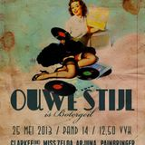 Dj Clarkee  -  Ouwe Stijl is Botergeil - Area 51 recordings Mix