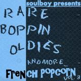 rare oldies french&french pop corn