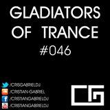 Gladiators Of Trance #46 (18.05.2012) - Cristian Gabriel