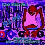 RAB Mix #2: DJ PB an den Tables (Rap-N-Blues Exclusive Mix)