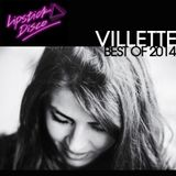 Villettes Best Of 2014 Mix for Lipstick Disco