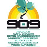 Secret Cinema (live) @ 909 at Amsterdamse Bos (01-06-2013)