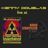 Kenny Douglas @ Kernfusion Radioshow 2012