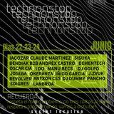 Sisuka Ssk TECHNONSTOP Rave Donostian 24/06/2019