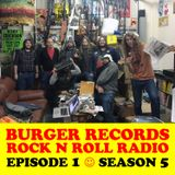 """BURGER RECORDS ROCK N ROLL RADIO SEASON 5 - EPISODE 1 - """"THE BITCH IS BACK"""""""