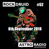 Rock Druid #52 - 8th September 2018