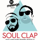 Soul Clap @ Bon Mélange at Hinterhof Basel 16/06/2011 - broadcast live on Art Basel FM