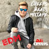 Creeps Beats Mixtape #10 (anniversary edition)