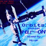Orbital station MIR-ON_mixed by Miron