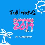 DJ Josh Weekes - Summer 2019 Vol.01