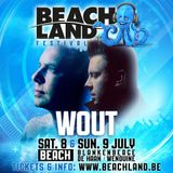 "DJ Wout Radioshow week 23/2017 ""Beachland MainStage Special"""
