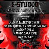 JuanP Ballesteros Podcast E-Studio