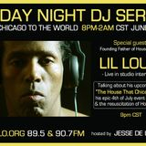 LIL Louis interview w/ JDLP on Vocalo 89.5 & 90.7fm