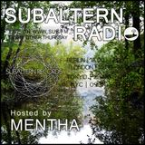 Mentha - Subaltern Radio 11/05/2017 on SUB.FM