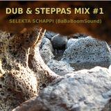 DUB & STEPPAS MIX #1 - Selekta Schappi (BaBaBoomSound/Germany)