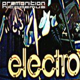 "'PREMONITION"" electro-techno mix by Nicodemus the evilrobo"