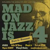 MADONJAZZ #122: Deep Jazz, Afro & Eastern Jazz  Sounds