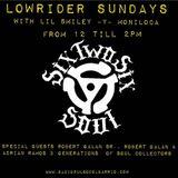 lowrider sundays with Robert Galan Sr,Robert Galan Jr and Adrian Ramos
