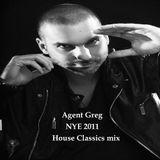 Agent Greg NYE 2011 Classics mix