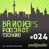 "BTP - ""Banone's Techno Podcast"" - Episode #024"