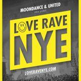 Dj Sense - Midnight Set @ Love Rave NYE 2015