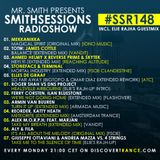 Mr. Smith - Smith Sessions Radioshow 148 (incl. Elie Rajha Guestmix) (MAR 18, 2019)