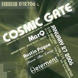 Cosmic Gate @ Element Seattle 1.27.2006