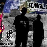 #junglezone Jaguar Paw + Yush (Congo Natty Cover Show) 03_07_2017