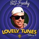 Dj Freaky - Lovely Tunes vol 4   01.2016