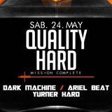Ariel Beat @ Quality Hard Pres. Mission Complete, Kamikaze, La Serena (24-05-2014)