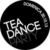 David Morales live Tea Dance Party 20.10.013 Italy