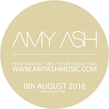 Amy Ash live on EffectFM 080816 // UKG / Garage / Bass House /  Grime //
