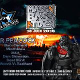 Live Set @Massiv Bass Attack special Guest Dr. Peacock
