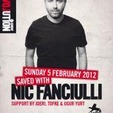 Nic Fanciulli - Live @ Sunday Revolution, La Rocca Ballroom, Lier, Bélgica (05.02.2012)