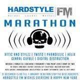 Qriminal VS Aftermath @ Hardstyle FM (NYE Special) 01.01.18