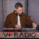 The Vinyl Factory Radio: Alexander Nut