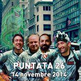 Bar Traumfabrik Puntata 26 - Lo SPIGOLO del Professore: la nuova commedia all'italiana