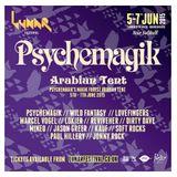 pH plays Psychemagik's Magik Forest Arabian Tent - Lunar Festival 2015 - Part 1