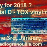 Massilia RE-7 SOUND # 2018 - 1 Spécial D-Tox vinyl mix