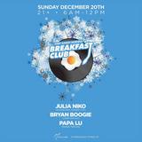 Bryan Boogie @ Breakfast Club, Monroe, San Francisco (2 hour set)