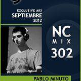 NightClubber Exclusive Mix - 302 - Pablo Minuto (Septiembre 2012)