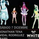 WHITE ibiza presents...dj barri live @ CABARET 7.12.13