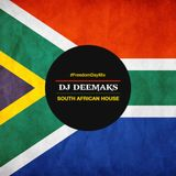 SOUTH AFRICAN HOUSE SESSION 2.0