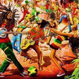 Reggae Roots Rocking