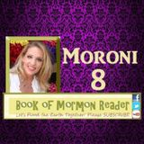 Moroni 8 Book of Mormon Reader Podcast: The Book of Mormon Another Testament of JESUS CHRIST