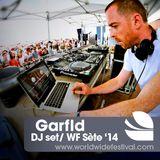 WF Mix // Garfld - Sete '14