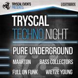 Bass Collectors @ Tryscal Techno Night - De Lichtfabriek - Haarlem (16-09-2017)