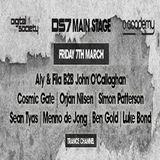 Aly & Fila b2b John O Callaghan @ Digital Society 7th Birthday, O2 Academy (Leeds) - 07-03-2014